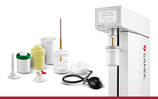 New line of versatile and reliable SAMIX Compounding Systems for efficient mixing, which provides innovation and continuous supply for the compounding industry.