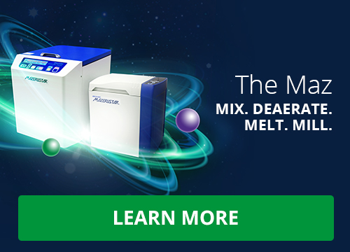 MEDISCA introduces The Maz (Mazerustar) Planetary Mixer for the Pharmaceutical Compounding Industry