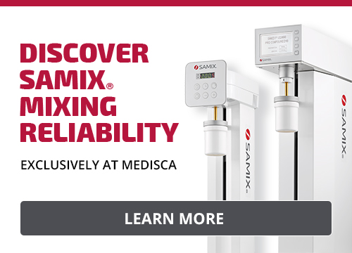 Discover SAMIX Mixing Reliability. Learn More.