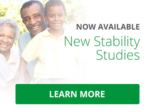 Discover MEDISCA's New Stability Studies.