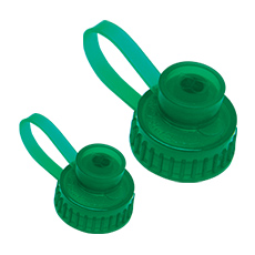 MEDISCA Adapter Cap, Green