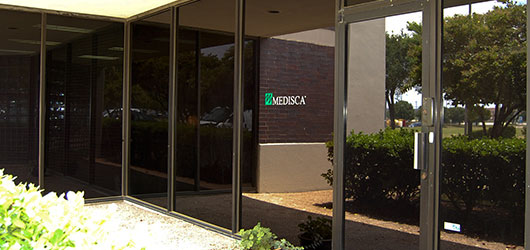 MEDISCA Facility in Irving, Texas