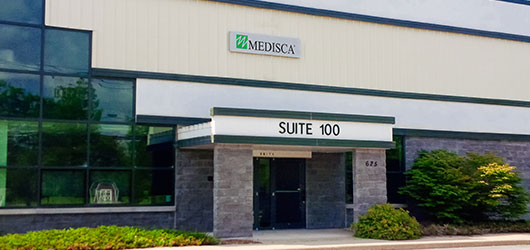 MEDISCA Facility in Plattsburgh, New York