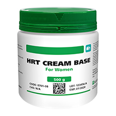 HRT CREAM BASE (For Women)