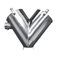 Manufacturing V Blenders at MEDISCA