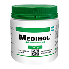MEDIHOL™ GEL BASE (Alcohol)