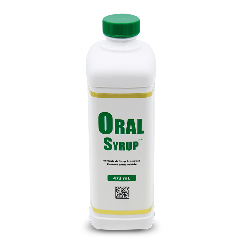 ORAL SYRUP (Flavored Syrup Vehicle)