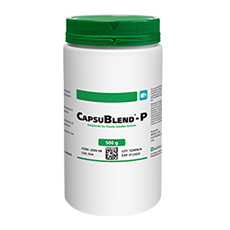 CAPSUBLEND®-P (Excipients for Poorly Soluble Actives)