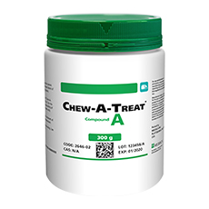 CHEW-A-TREAT® (Compound A)