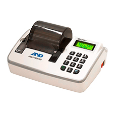 BALANCE ACCESSORIES, MULTI-FUNCTIONAL COMPACT PRINTER w/25 PIN TO 9 PIN RS-232 CABLE (For A&D Balances)