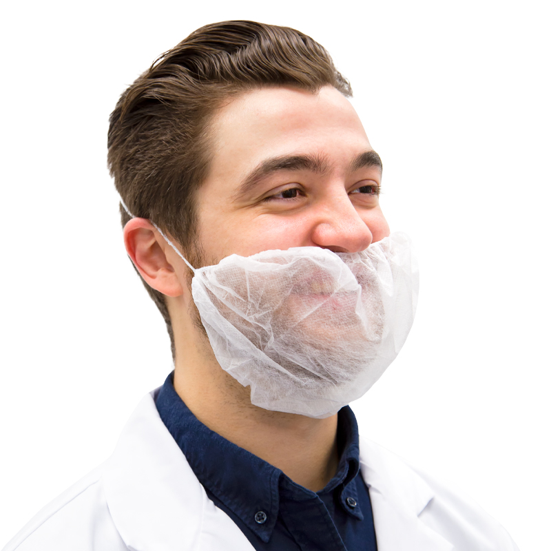 BEARD NET, SAFE-SENSE™