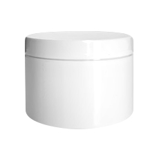 JAR w/DOUBLE WALL & LID (1 oz, 53 – 400, w/ F217 lined Cap)