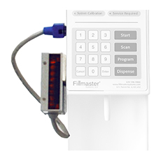 BARCODE SCANNER, FILLMASTER SYSTEMS