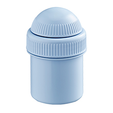 BLUE JAR w/BLUE LID, SAMIX (20 mL)