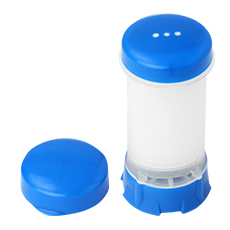 TOPI-CLICK 3PORT APPLICATOR (35 mL, Blue)