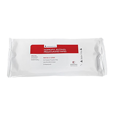 "WIPES, ESSENTRA (9"" × 9"", ISO Class 4 – 5, Sterile)"