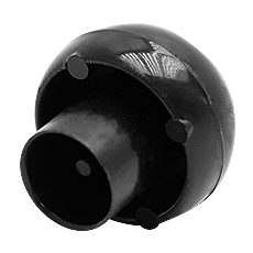 PRECISEDOSE DISPENSER™ TIP CAP (Black)