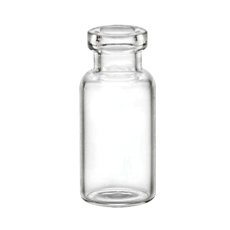 SERUM BOTTLE (Clear, 2 mL, 13 mm, Non-Sterile)