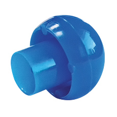 PRECISEDOSE DISPENSER™ TIP CAP (Dark Blue)