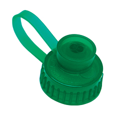 MEDISCA ADAPTER CAP (Green A, 18 mm)