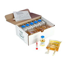 PERSONAL ASEPTIC TECHNIQUE TEST KIT, GROMED