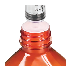 PRESS-IN BOTTLE ADAPTER (24 mm)