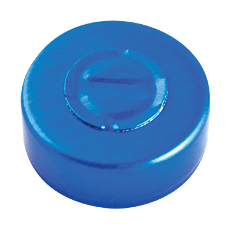 CENTER TEAR-OUT SEAL (Blue, 20 mm)