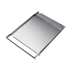 "TRAY w/SLIDE-OUT BOTTOM (12"" × 14"")"