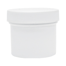 JAR w/SINGLE WALL & LID (2 oz, 53 – 400)